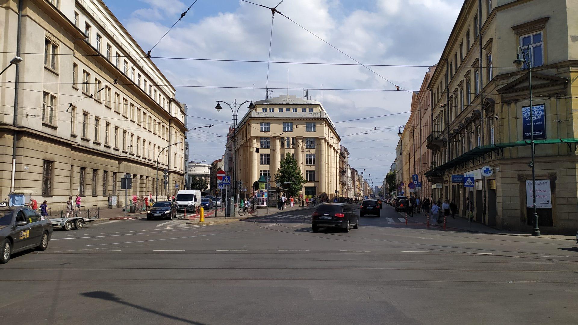 Pałac Prasy w Krakowie