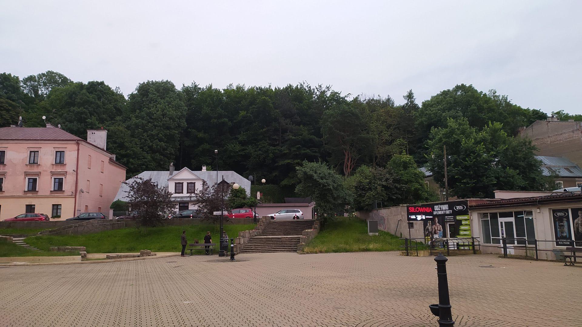 Park Bednarskiego Kraków