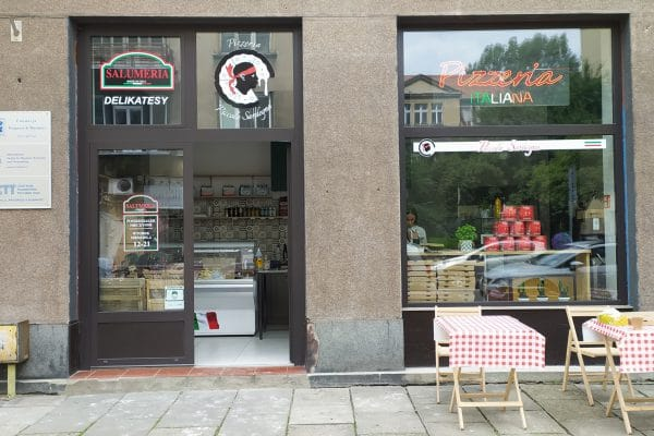 Piccola Sardegna Pizza Krowodrza Lea