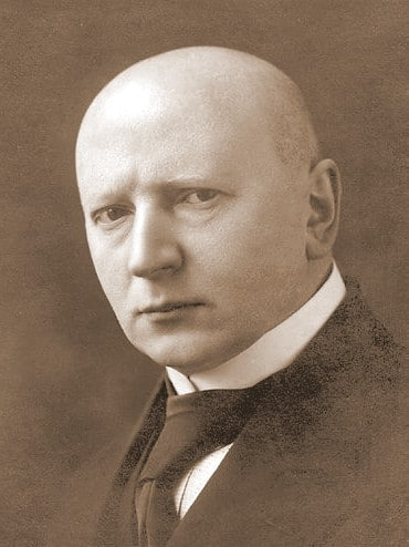 Artur Trunkhardt w 1923 roku. Źródło: Wikimedia/Domena Publiczna.