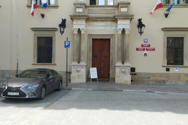 Praca Urząd Kraków