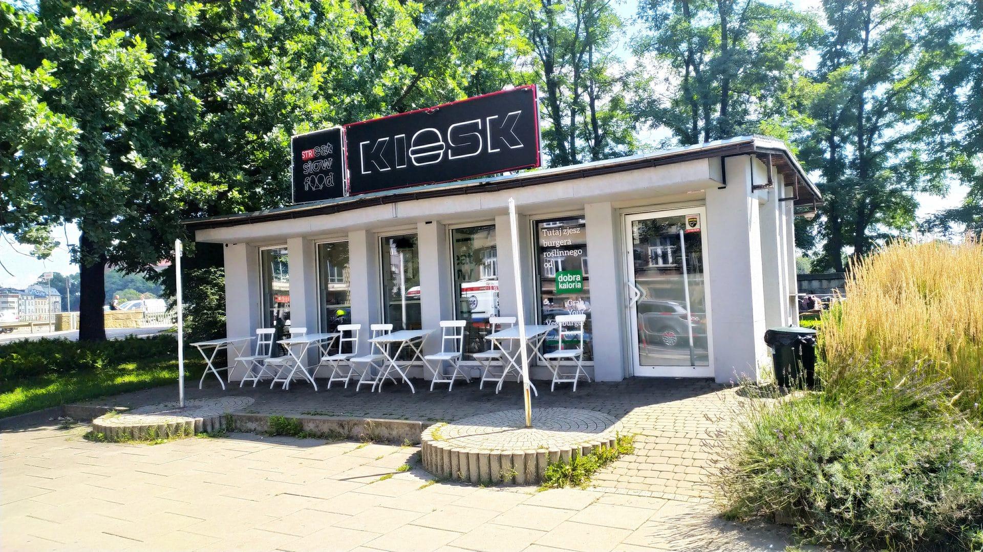 Street Slow Food to jedne z najlepszych burgerów w Krakowie. Także wege.