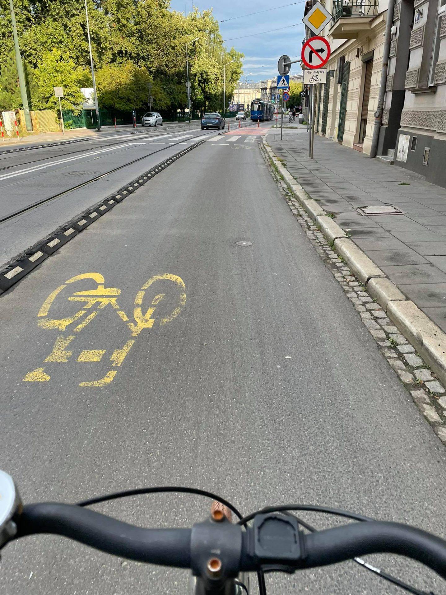 Potiomkinowska ścieżka rowerowa
