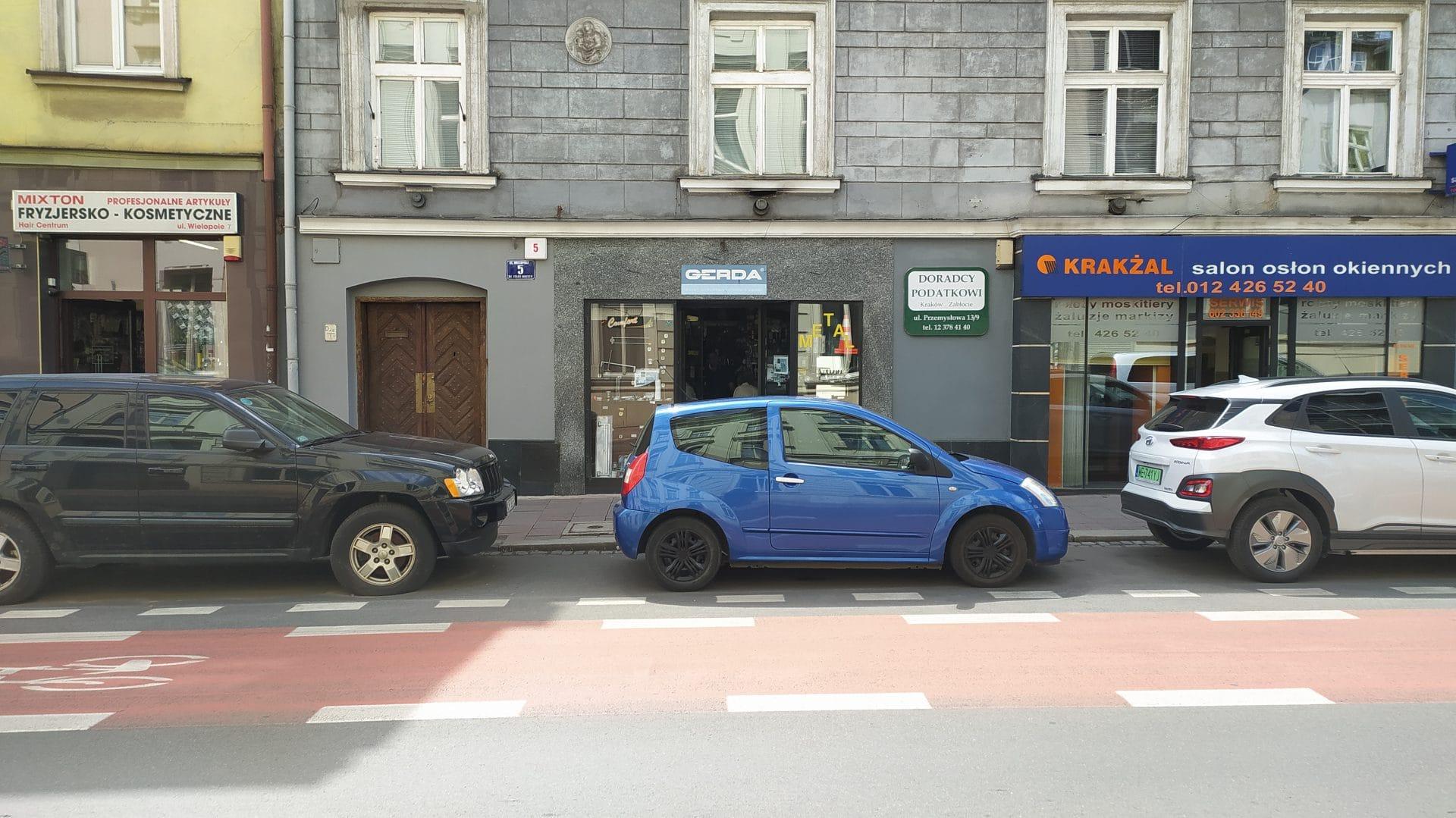 Sklep metalowy Kraków