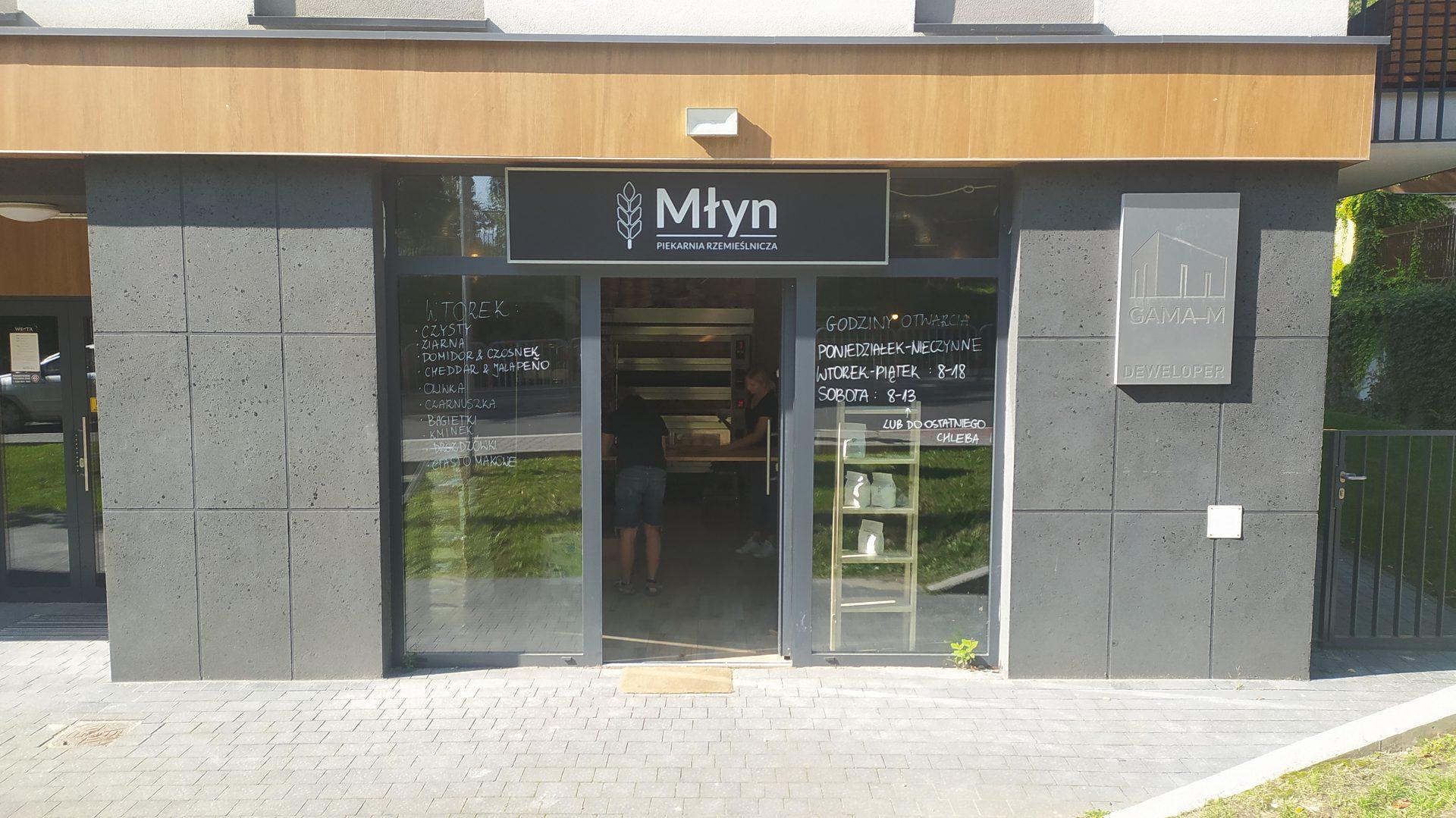 Piekarnia Rzemieślnicza Młyn Azory Kraków