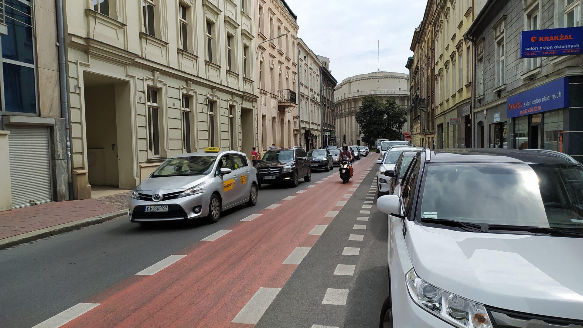 W ostatnich latach stworzono m. in. drogę dla rowerów na ulicy Wielopole. Łukasz Franek jest uważany za bardzo prorowerowego urzędnika.